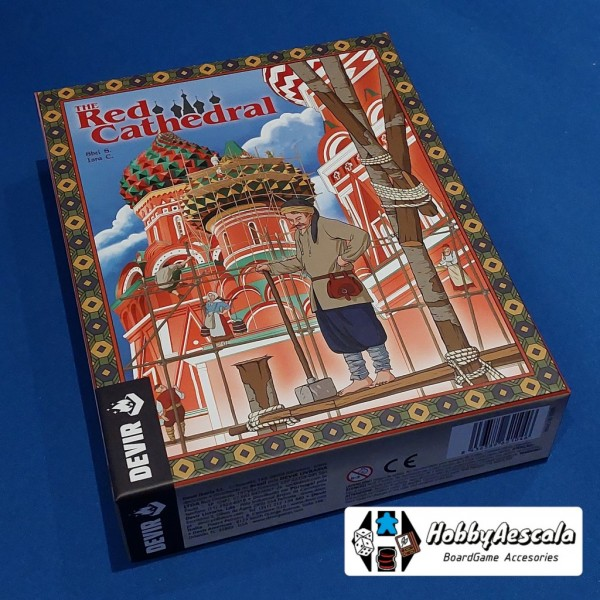 inserto red cathedral