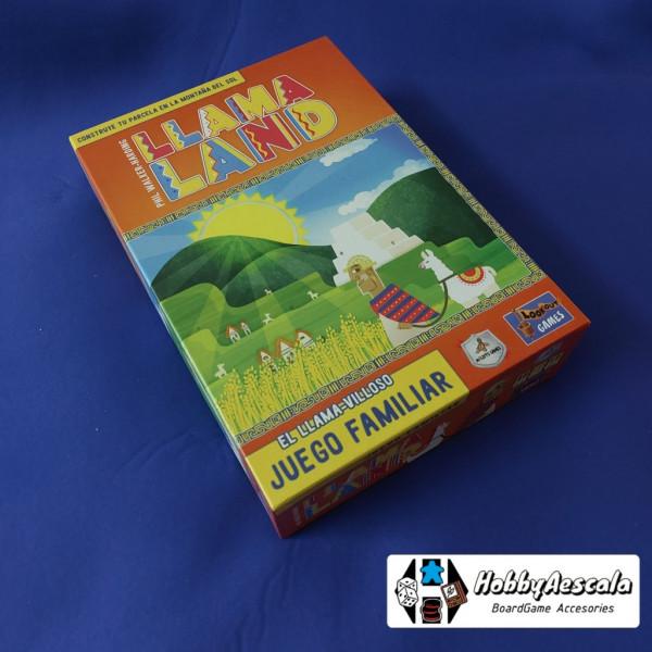 inserto llamaland
